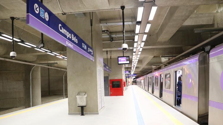 Linhas de metrô de São Paulo terão nova programação aos sábados