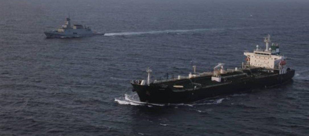 Maduro comemora a chegada do primeiro petroleiro do Irã a abastecer o país