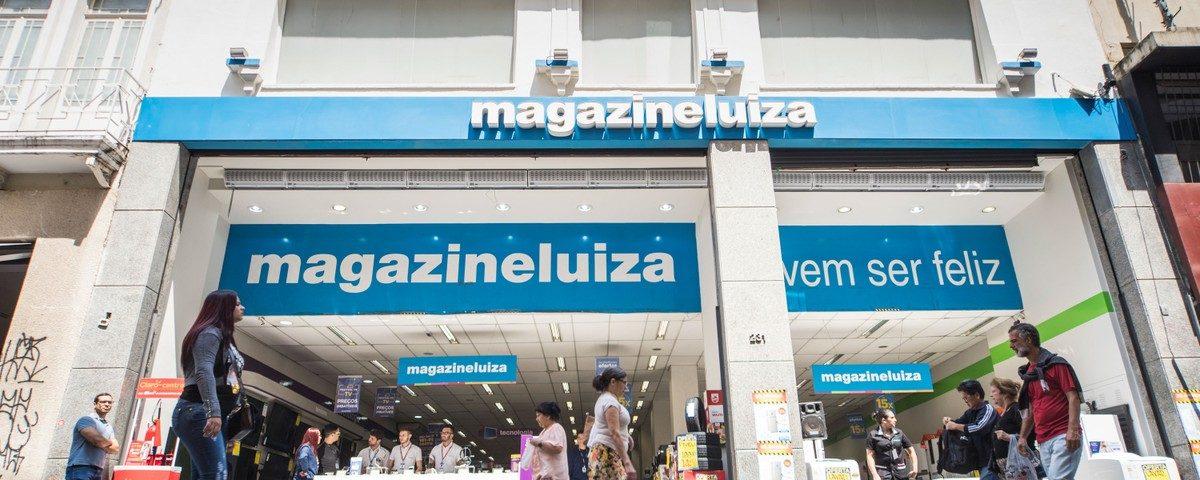 A revista Luiza acelera as vendas desde abril, após o impacto do Covid-19