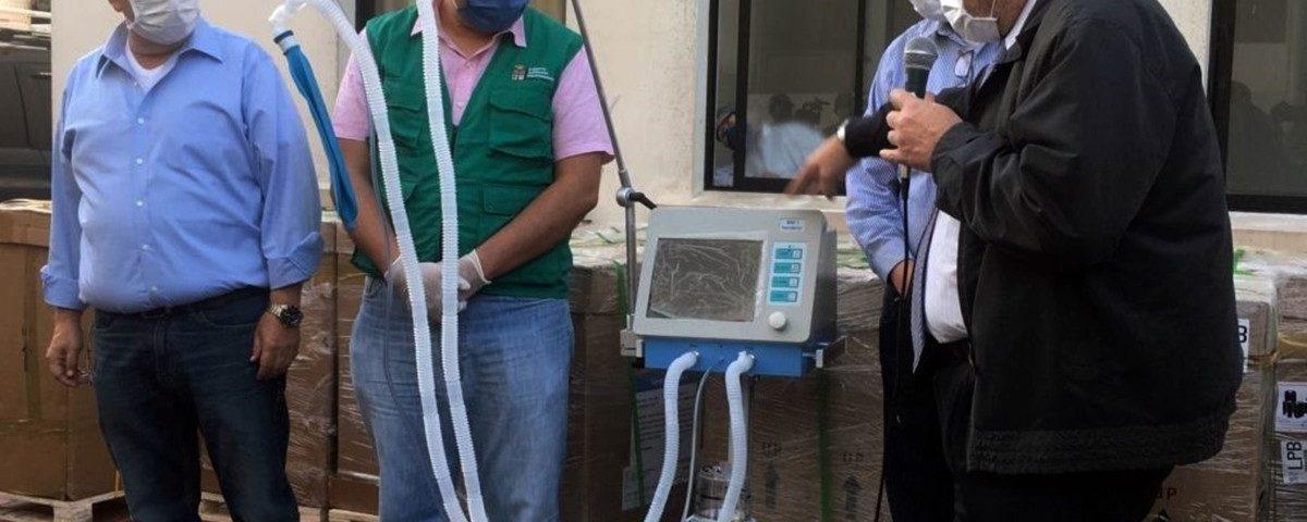 Ministro da Saúde boliviano preso por irregularidades na compra de respiradores para o Covid-19