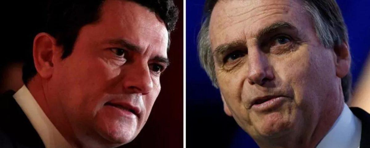 Moro entregou áudios, mensagens do WhatsApp, e-mails e conversas com outras autoridades para enquadrar Bolsonaro