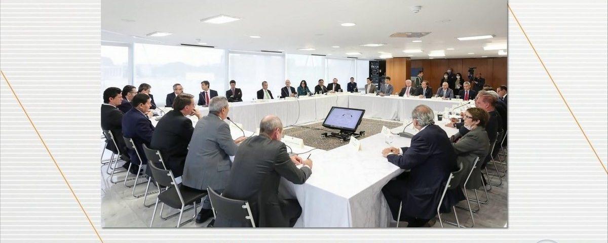 Moro vai à PF para assistir vídeo da reunião ministerial