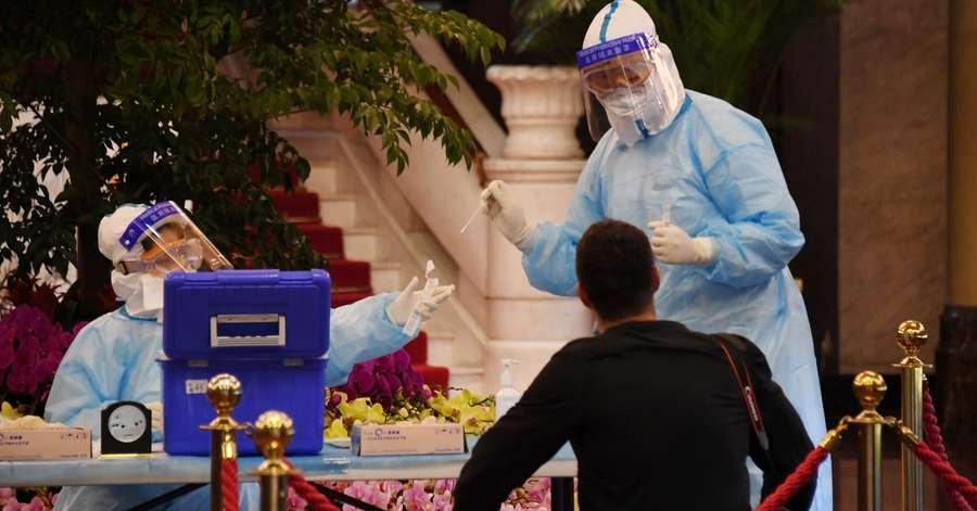 O mundo ultrapassa 5 milhões de casos relatados do novo coronavírus