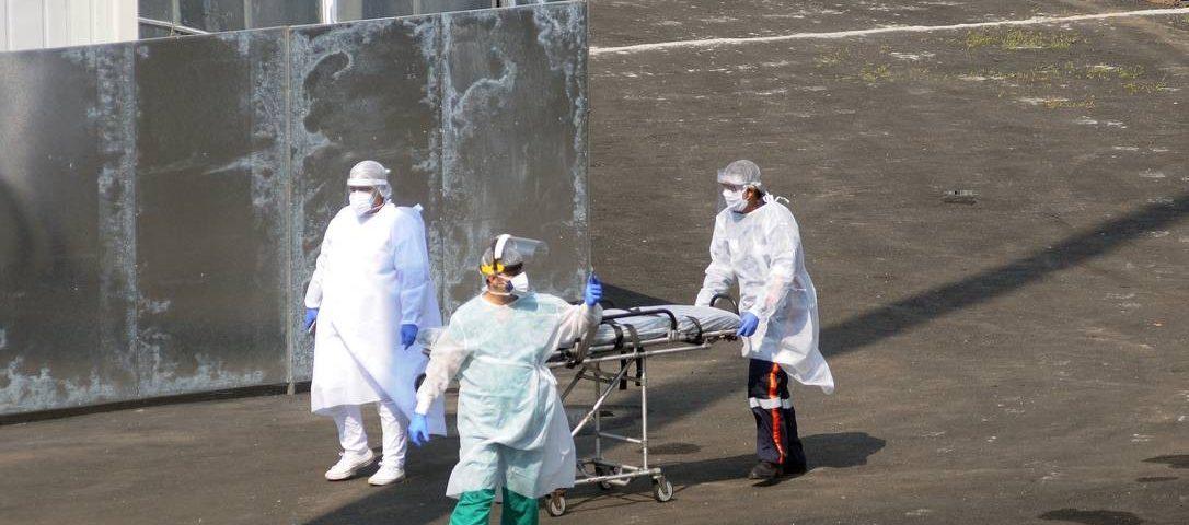 O número de casos de Covid-19 registrados no Rio aumenta de 4 mil em 24 horas