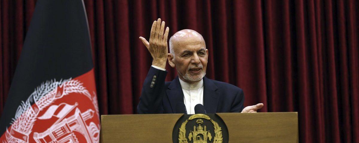 Presidente e rival assinam acordo de compartilhamento de poder no Afeganistão