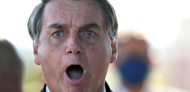 Reação pós-operatória de Bolsonaro contra notícias falsas aumenta a tensão política