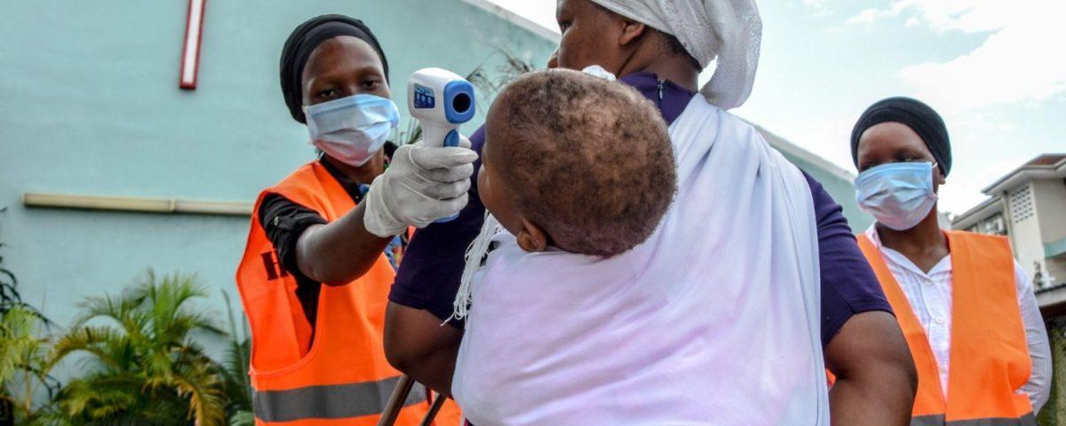 Oração nacional inter-religiosa contra a pandemia na Tanzânia