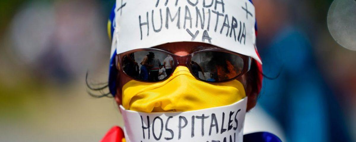 Comunidade venezuelana no Brasil fala contra deputado do PT