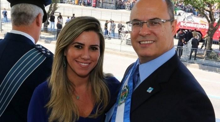 O escritório da primeira-dama também é alvo de uma operação no Rio
