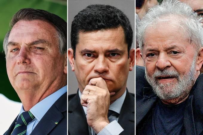 Moro se prepara para finalmente combater os ataques de Lula no exterior