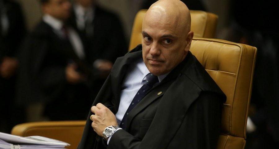 Moraes nega revisar a suspensão da nomeação de Ramage para a liderança do FP