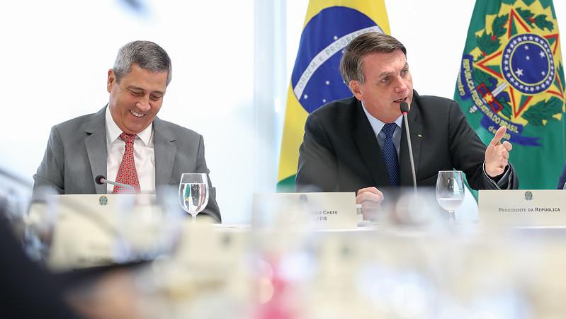 Congresso e STF discutem reações ao vídeo da reunião ministerial