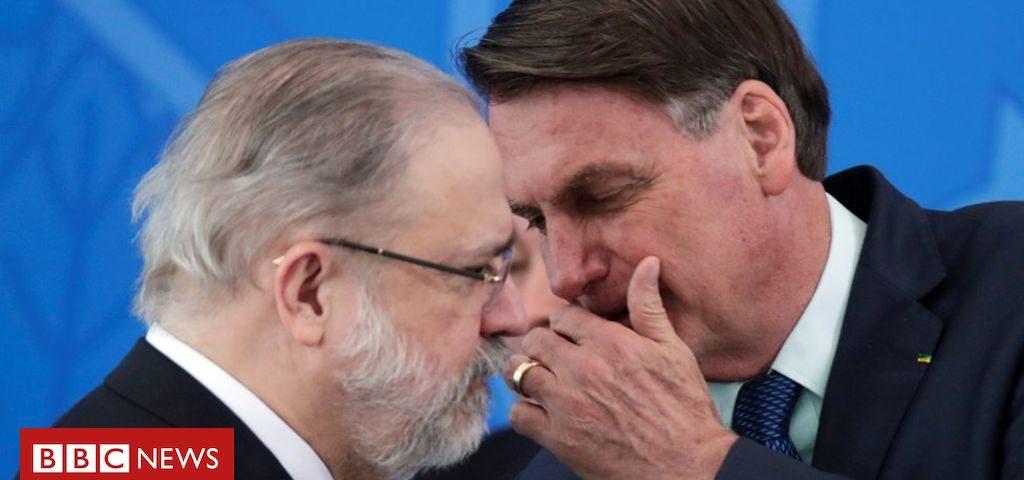 O procurador-geral Augusto Aras foi presidente mais do que o dobro de seu antecessor.