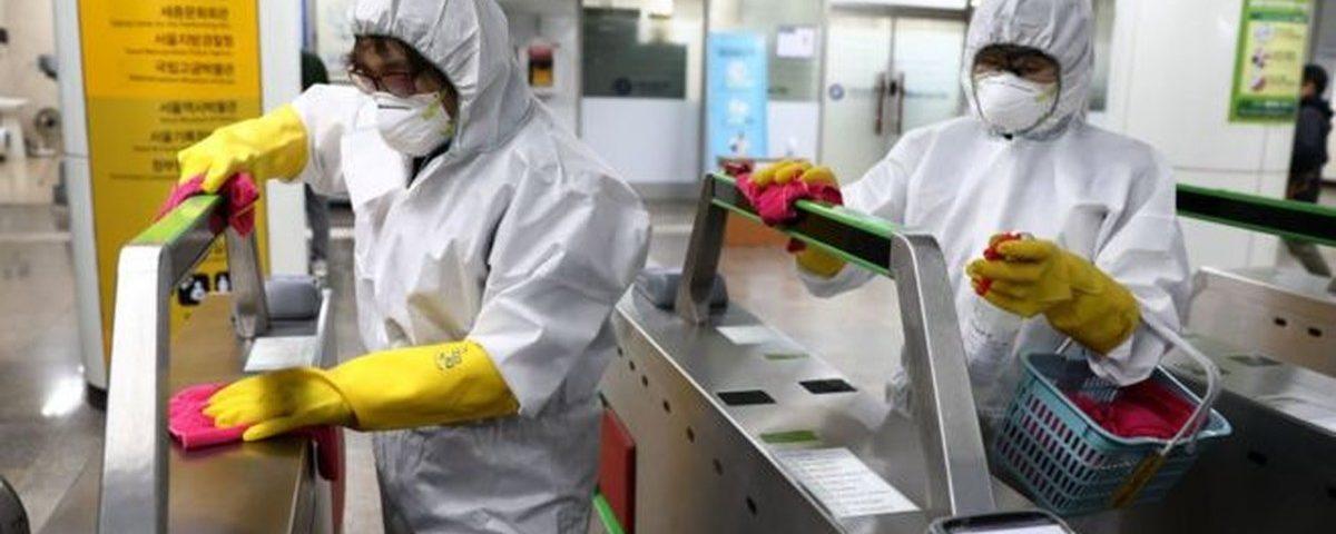 Coronavírus: a segunda onda de casos levando a Coréia do Sul a adotar novas restrições