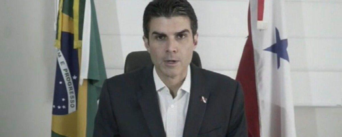 Ministro do STJ vê evidências de que o governador do Pará direcionou irregularmente a compra de respiradores