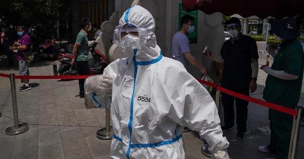 Novo surto de coronavírus na China é preocupante, diz OMS