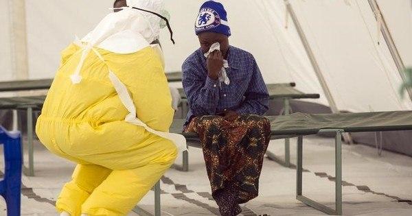 Um novo surto de Ebola no Congo está relacionado à pandemia da covid-19?