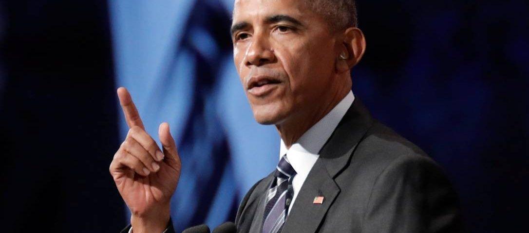 """Obama para jovens manifestantes contra o racismo: """"Você ajudou o país a sentir que precisa melhorar"""""""