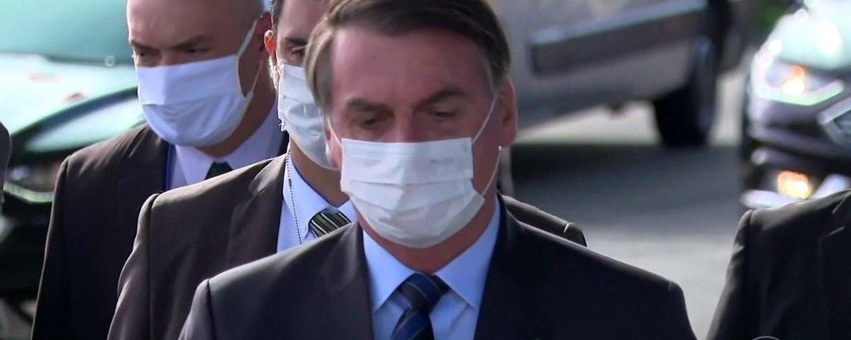 A PGR informará o Supremo Tribunal Federal que concorda com a extensão da investigação sobre Bolsonaro