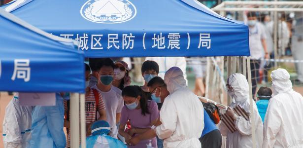 A situação em Pequim devido ao coronavírus é 'extremamente grave', alerta o conselho da cidade