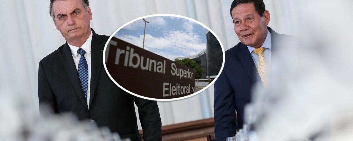 TSE deve tomar a iniciativa de retirar Bolsonaro-Mourão
