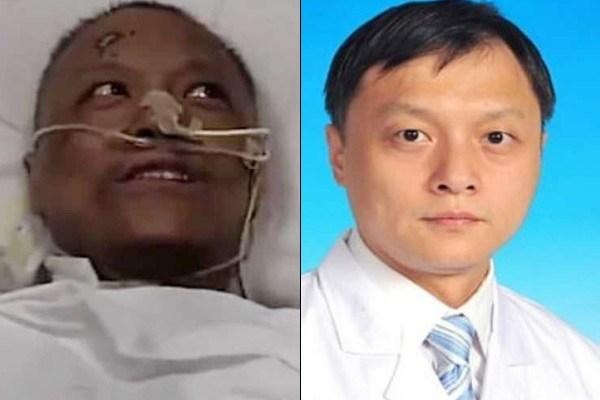 O médico Wuhan que trabalhou com o Dr. Li Wenliang, o médico que alertou o mundo sobre o coronavírus, morre.