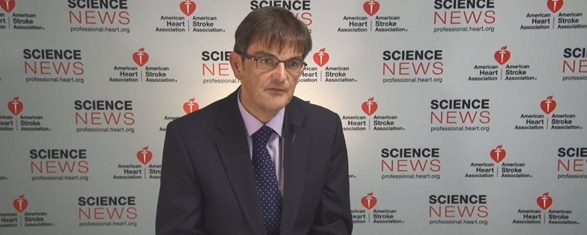 Martin Landray fala sobre tratamento Covid-19