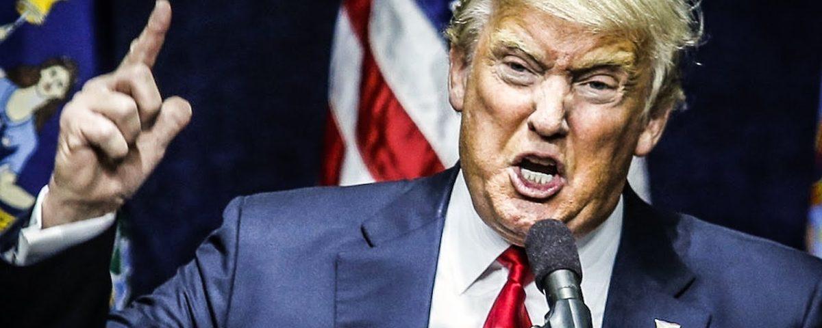 Donald Trump desmascara a militância ANTIFA