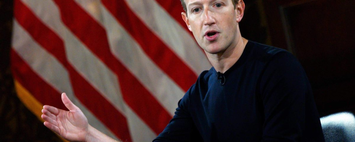 Zuckerberg fez amizade com autocratas