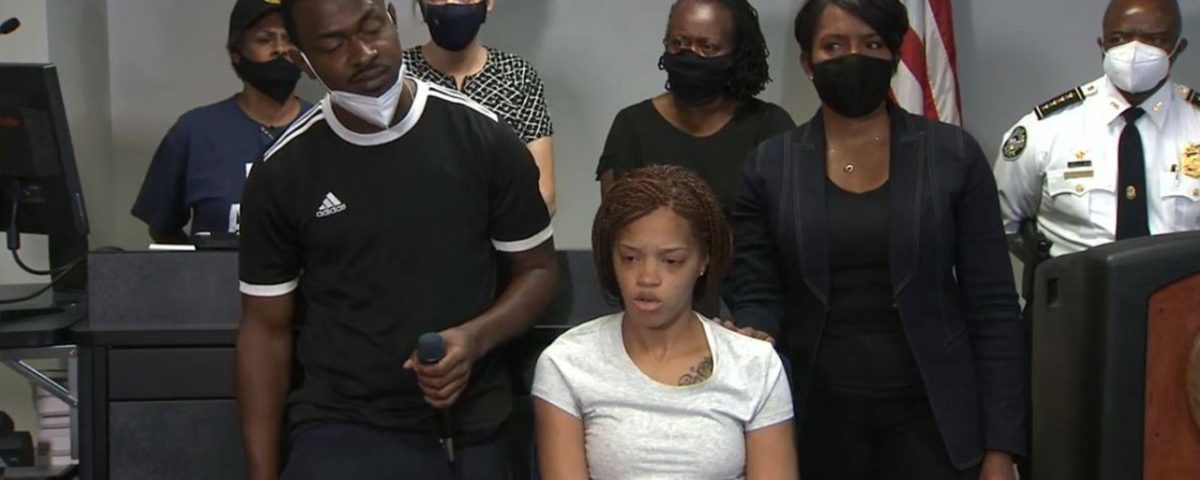 Black Black Lives Matter 'mata menina negra de 8 anos