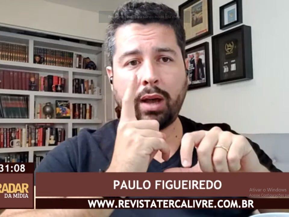 Kanye West pode desequilibrar as eleições nos EUA, diz Paulo Figueiredo