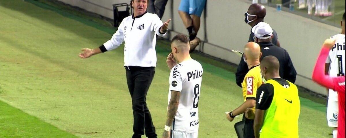 Alinhamento do Santos: Marinho não deve ser problema e Raniel pode ser opção contra o Inter