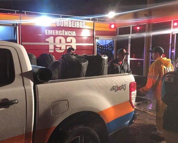 Defesa Civil catarinense confirma tornados em dois municípios do Centro-Oeste